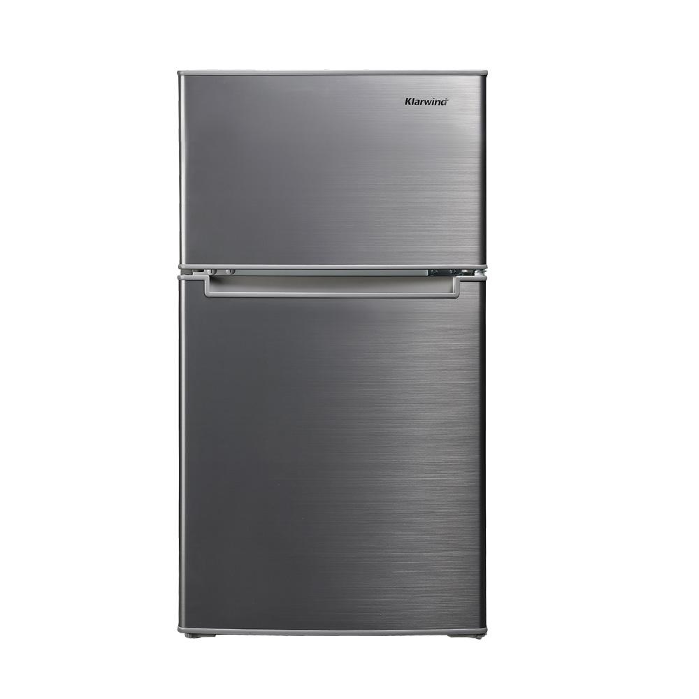 캐리어 투도어 냉장고 85L 자가설치 CRFTD085MDA