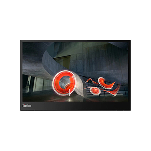 레노버 35.56cm FHD Thinkvision M14 모니터, D18140FX0
