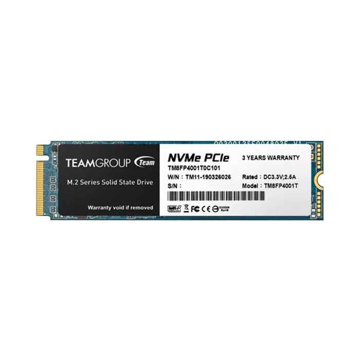 TeamGroup MP34 M2 PCle SSD, 1TB