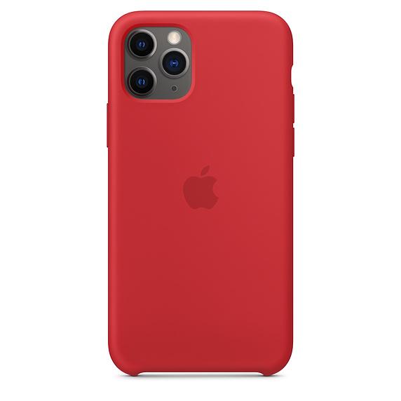 Apple 정품 실리콘 휴대폰 케이스