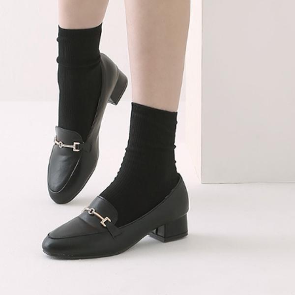 [신발] 착한구두 여성용 미들힐 홀스빗 단화 로퍼 RE 4110 - 랭킹59위 (13200원)