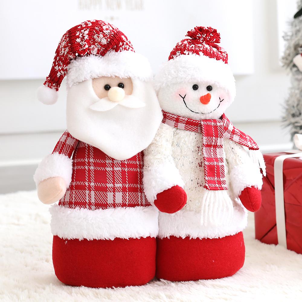 행복한마을 크리스마스 스노우프렌드 인테리어장식, 혼합 색상