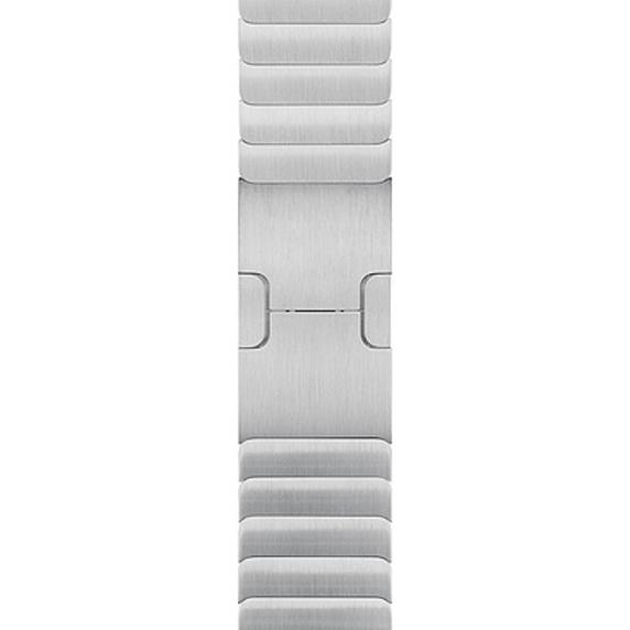 Apple 정품 애플워치 3/6/SE 링크 브레이슬릿, 38/40mm, Silver