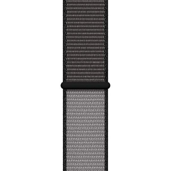 Apple 애플워치 스포츠 루프, 38/40mm, Anchor Gray
