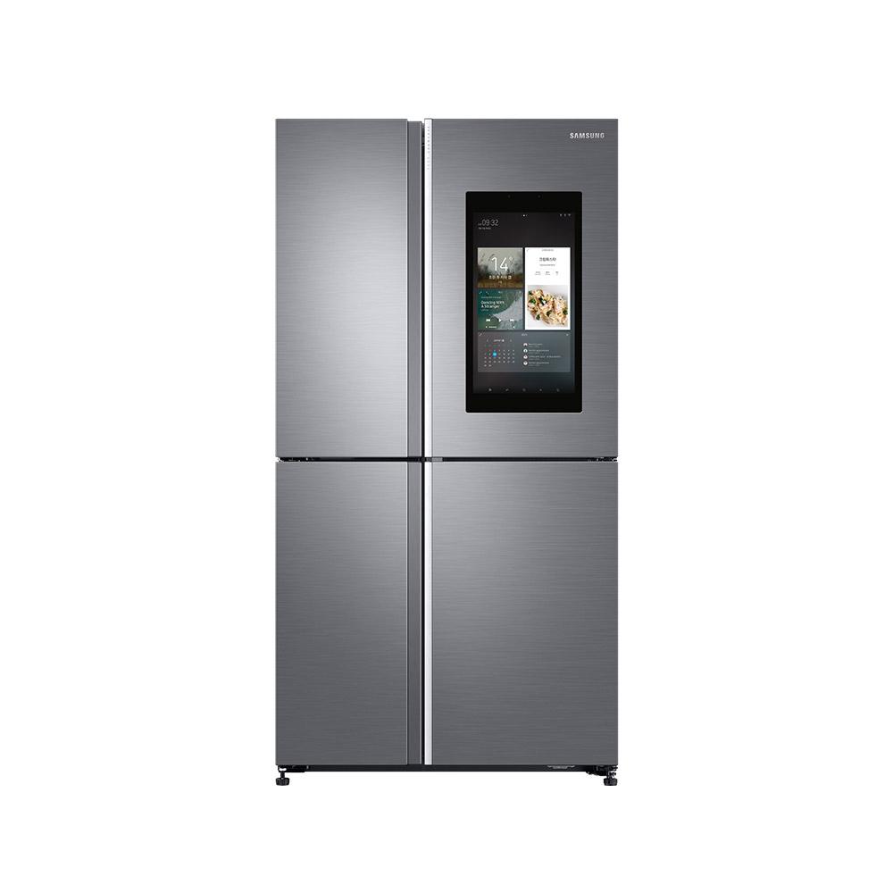 삼성전자 5도어 푸드쇼케이스 양문형냉장고 RH80R7171S9 796L 방문설치