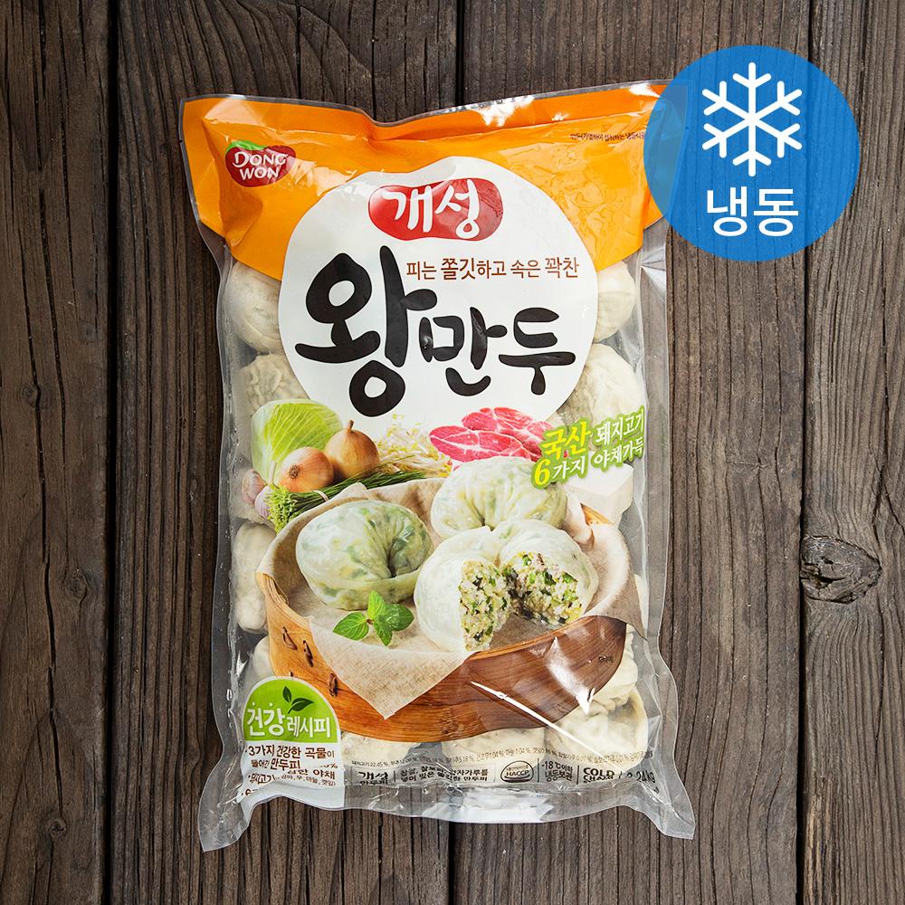 동원 개성 왕만두 (냉동), 2.24kg, 1개
