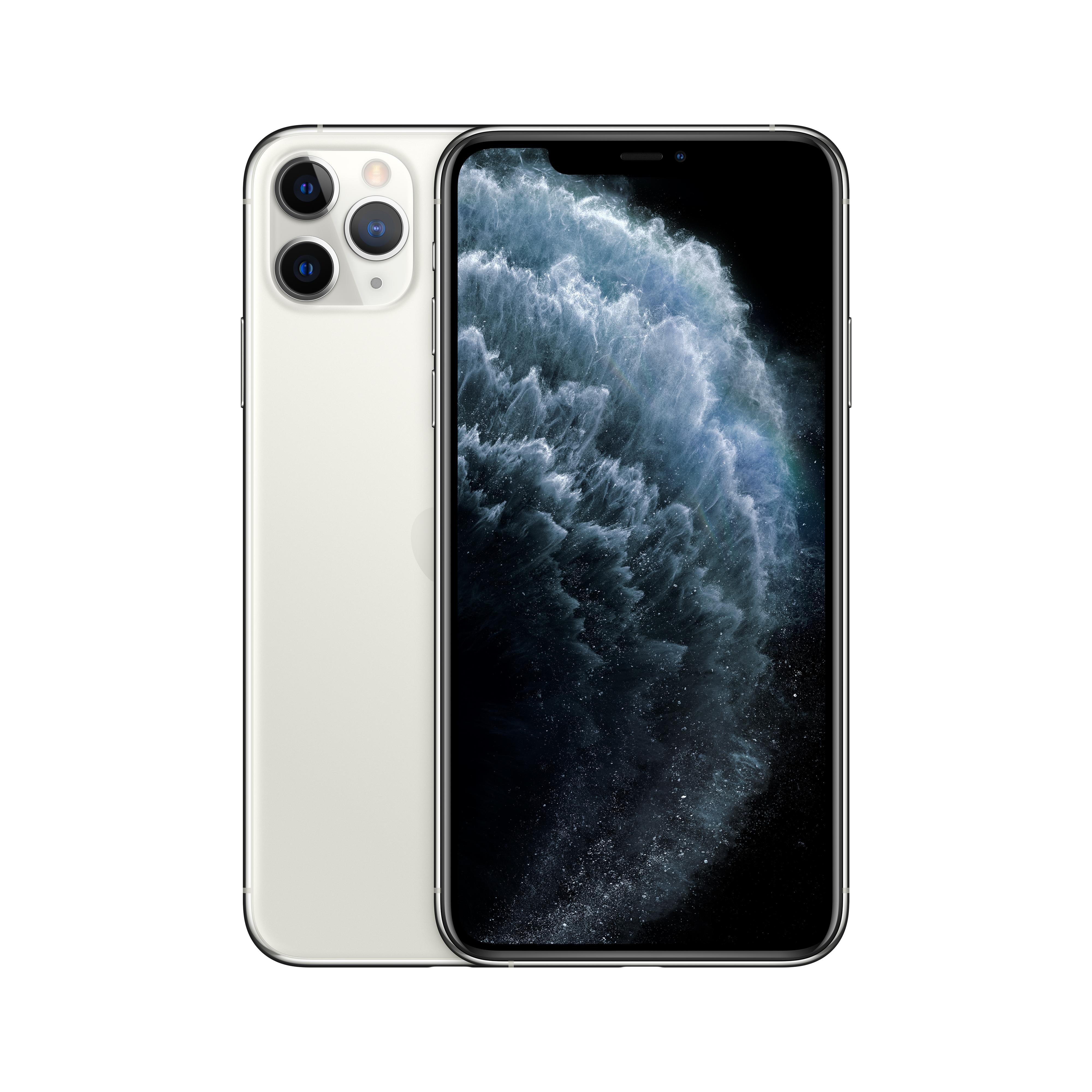 Apple 아이폰 11 Pro, Silver, 256GB
