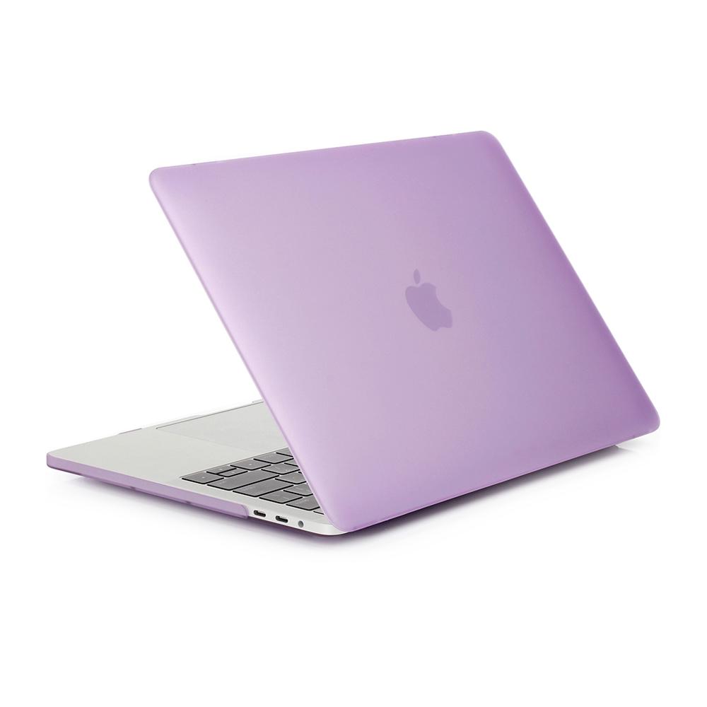 맥컬리 맥북 프로 하드 케이스 퍼플 BMK-PROSHELL13-PU, 1개