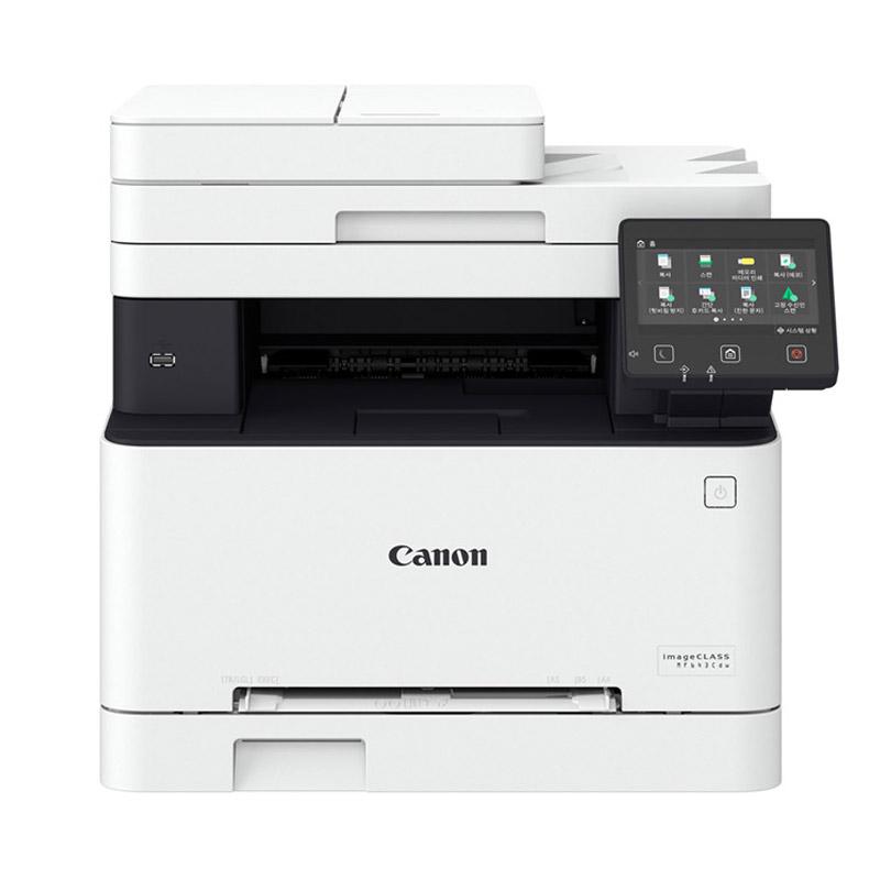 캐논 MF643CDW 컬러 레이저 복합기, imageCLASS MF643Cdw