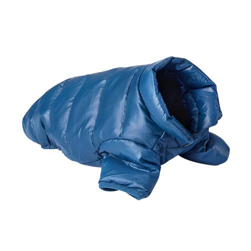 벨라펍스 초경량 강아지 패딩, 블루