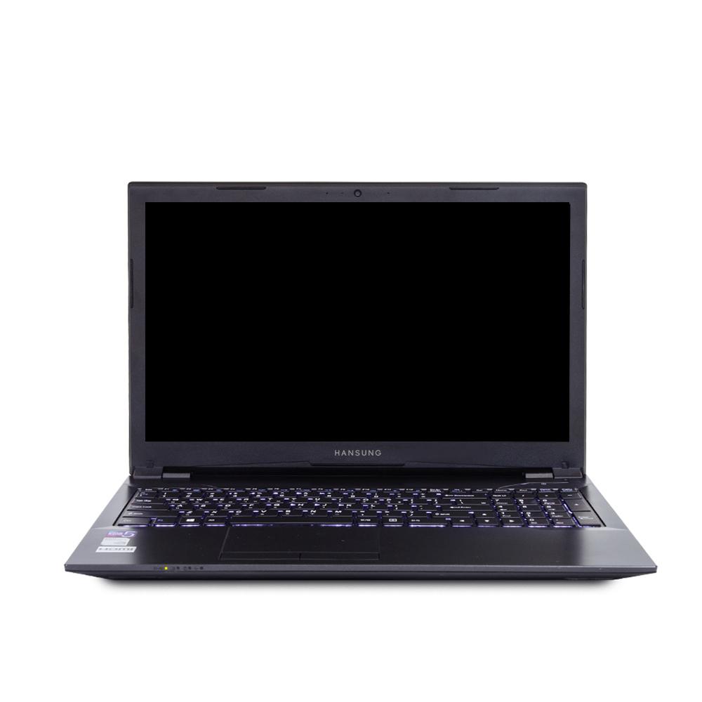 한성컴퓨터 노트북 H58 DGA5 i58500 3962cm WIN미포함 UHD630 8GB SSD250GB  혼합 색상