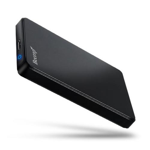 비잽 BZ33 외장하드 USB3.0, 2TB, 블랙