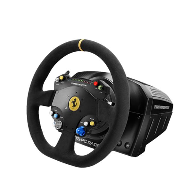 트러스트마스터 TS PC 페라리 488 에디션 레이싱 휠, TS-PC RACER Ferrari 488, 1개