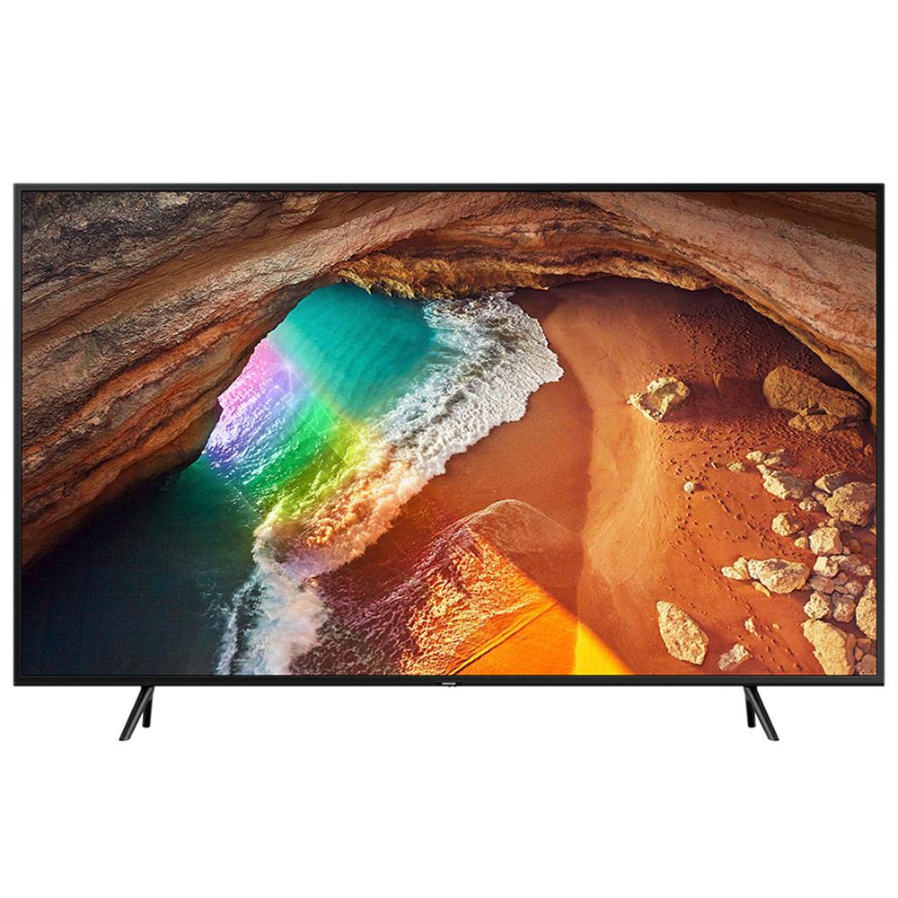 삼성전자 QLED 123cm TV, 스탠드형, 자가설치
