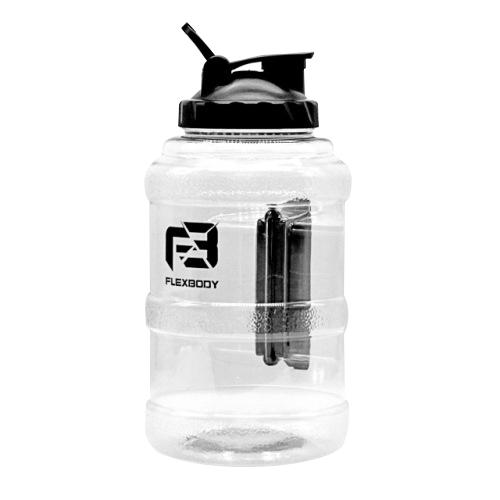 플렉스바디 휴대용 물통, 투명, 2.5L
