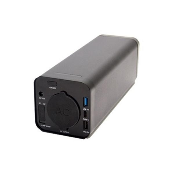 아이에너지 Z4 점프스타터 휴대용 배터리 AC220V출력 IB461KP, 1개, 40800mAh
