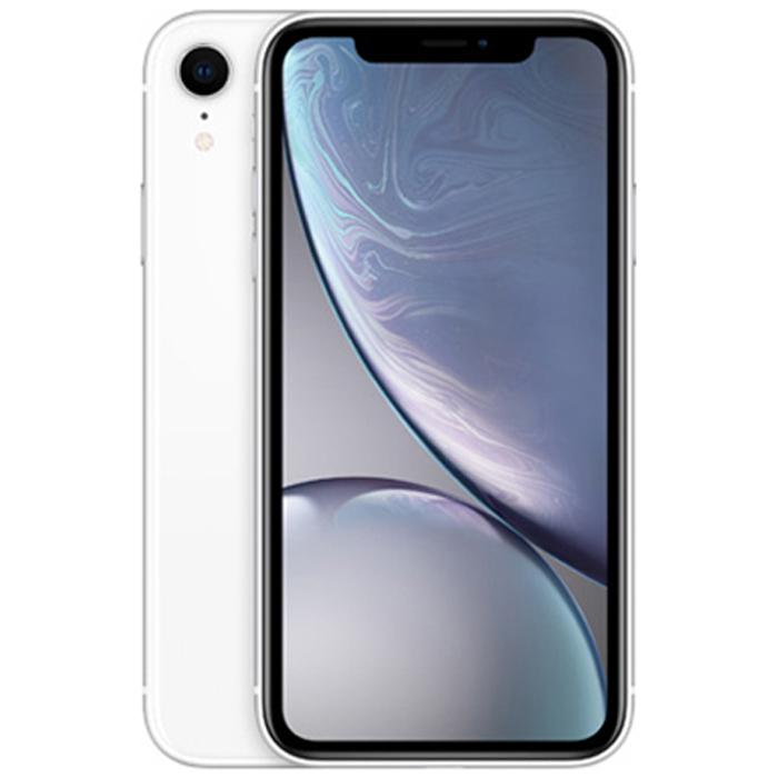Apple 아이폰 XR 6.1 디스플레이, 공기계, 화이트, 64GB