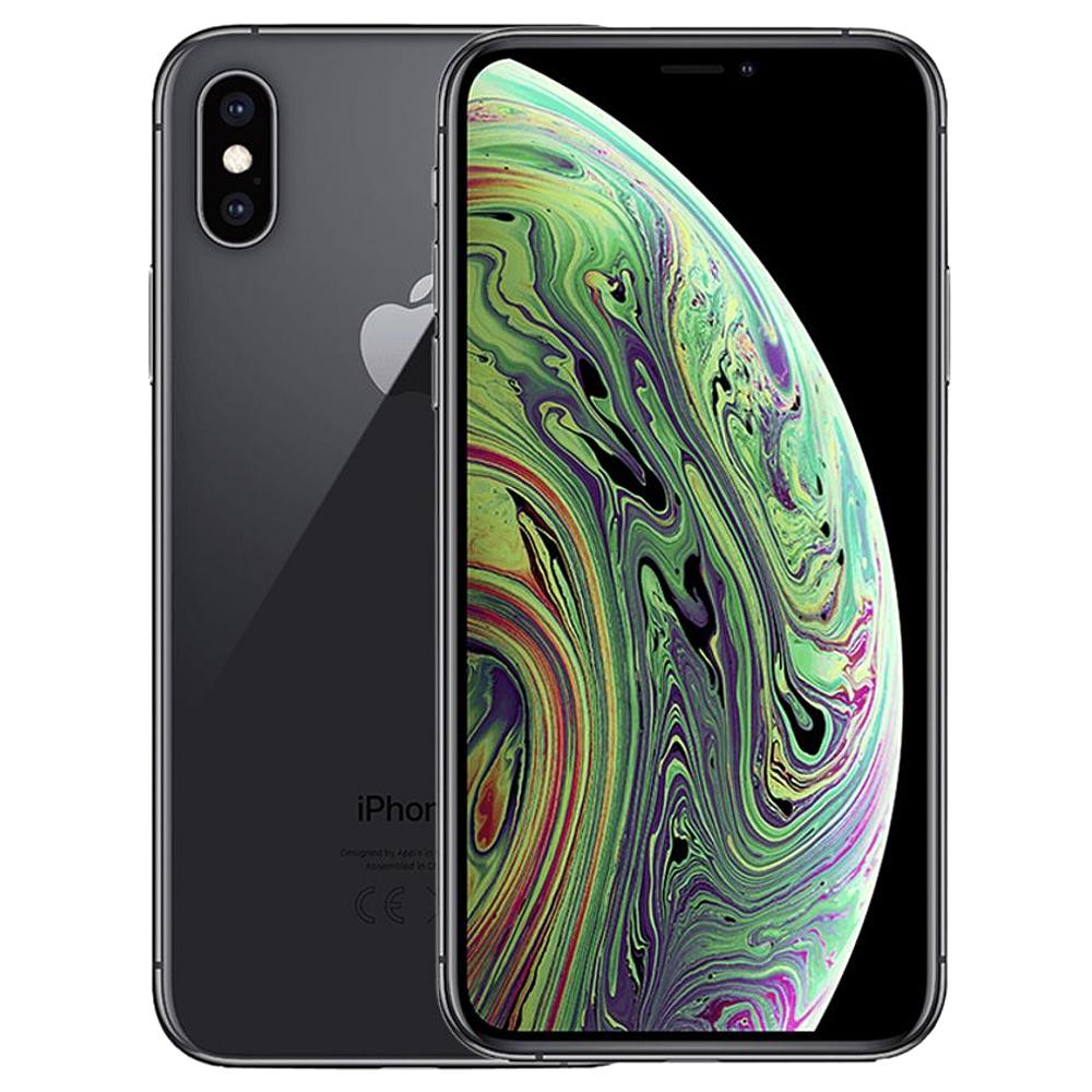 Apple 아이폰 XS Max 6.5 디스플레이, 스페이스 그레이, 512GB