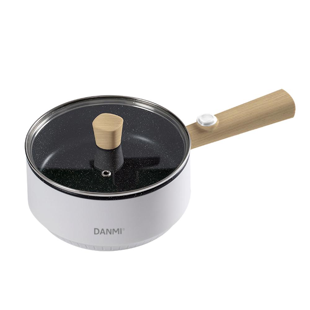 단미 프라이팬 멀티쿠커 전기냄비, DA-EK04(화이트)