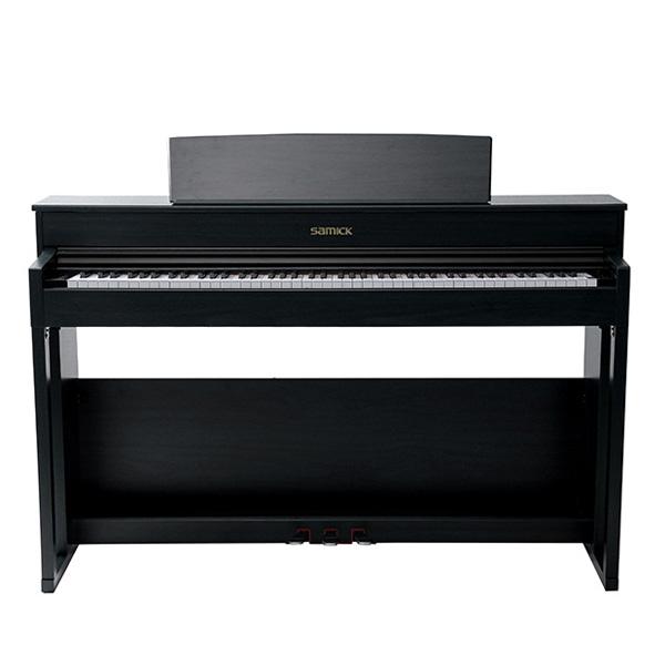삼익악기 디지털피아노 목재건반 DP-500, 블랙