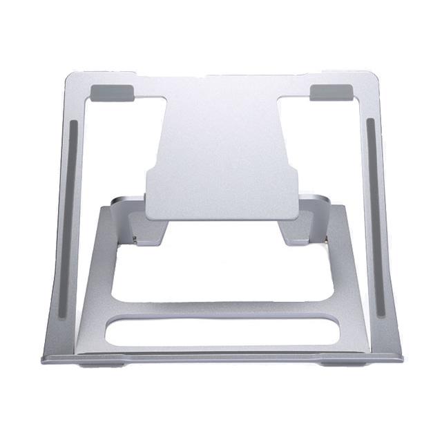 알루미늄 노트북 폴딩 스탠드 GN-NFS6, 실버