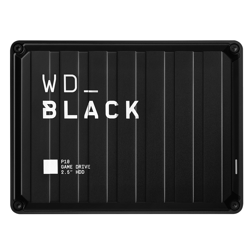 WD Black P10 휴대용 외장하드 WDBA2W0020BBK-WESN, 4TB, 혼합 색상