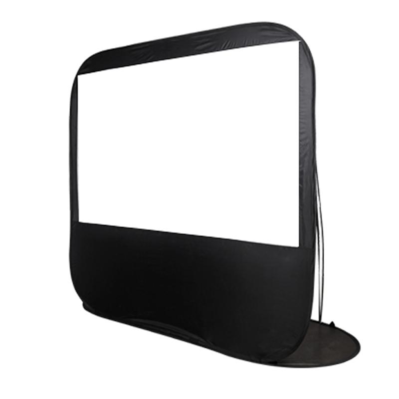 마운트뷰 캠핑 원터치 팝업 스크린 203 x 190 cm, EX396