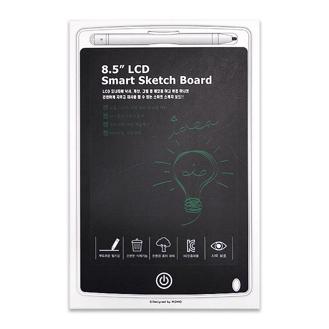 LCD 스마트 스케치 보드, 플라스틱 외