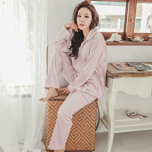 글램공감 델루나 울트라 투피스 수면 커플잠옷