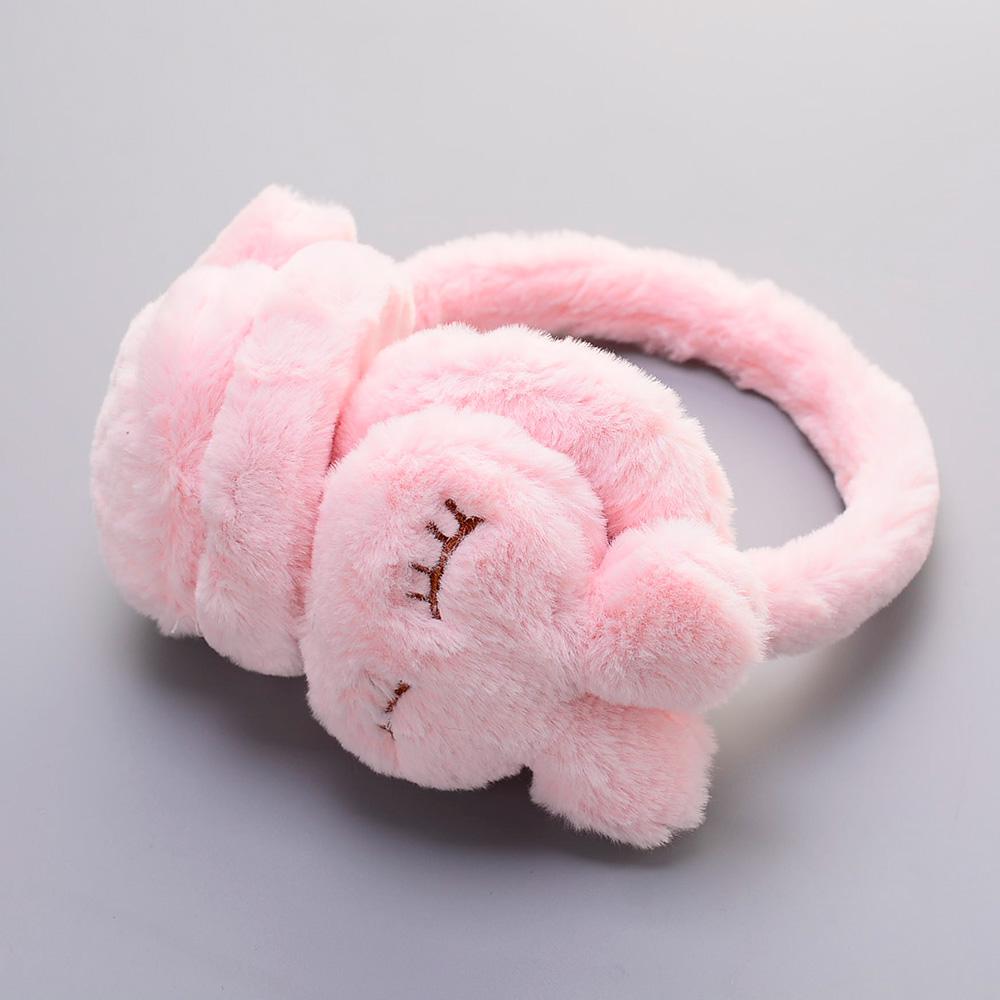 핸날 아동용 윙크 토끼 귀마개