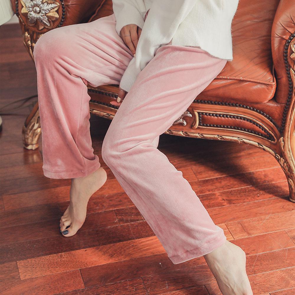 글램공감 델루나 울트라커플 수면바지잠옷