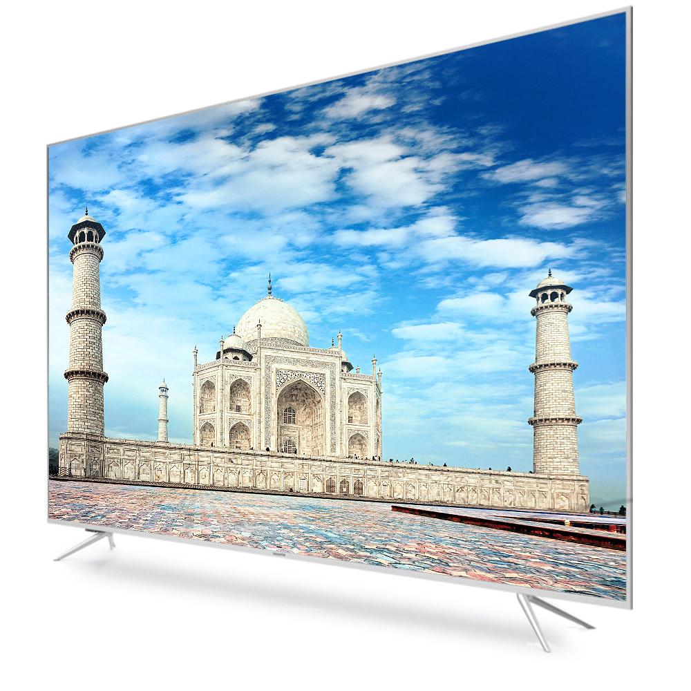 폴라로이드 4K UHD TV 191cm POL75U, 스탠드형, 방문설치