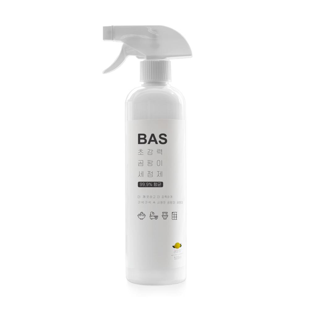 BAS 초강력 곰팡이 세정제, 500ml, 1개