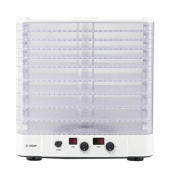 리큅 투명 10단 식품건조기 LD-109 T55W