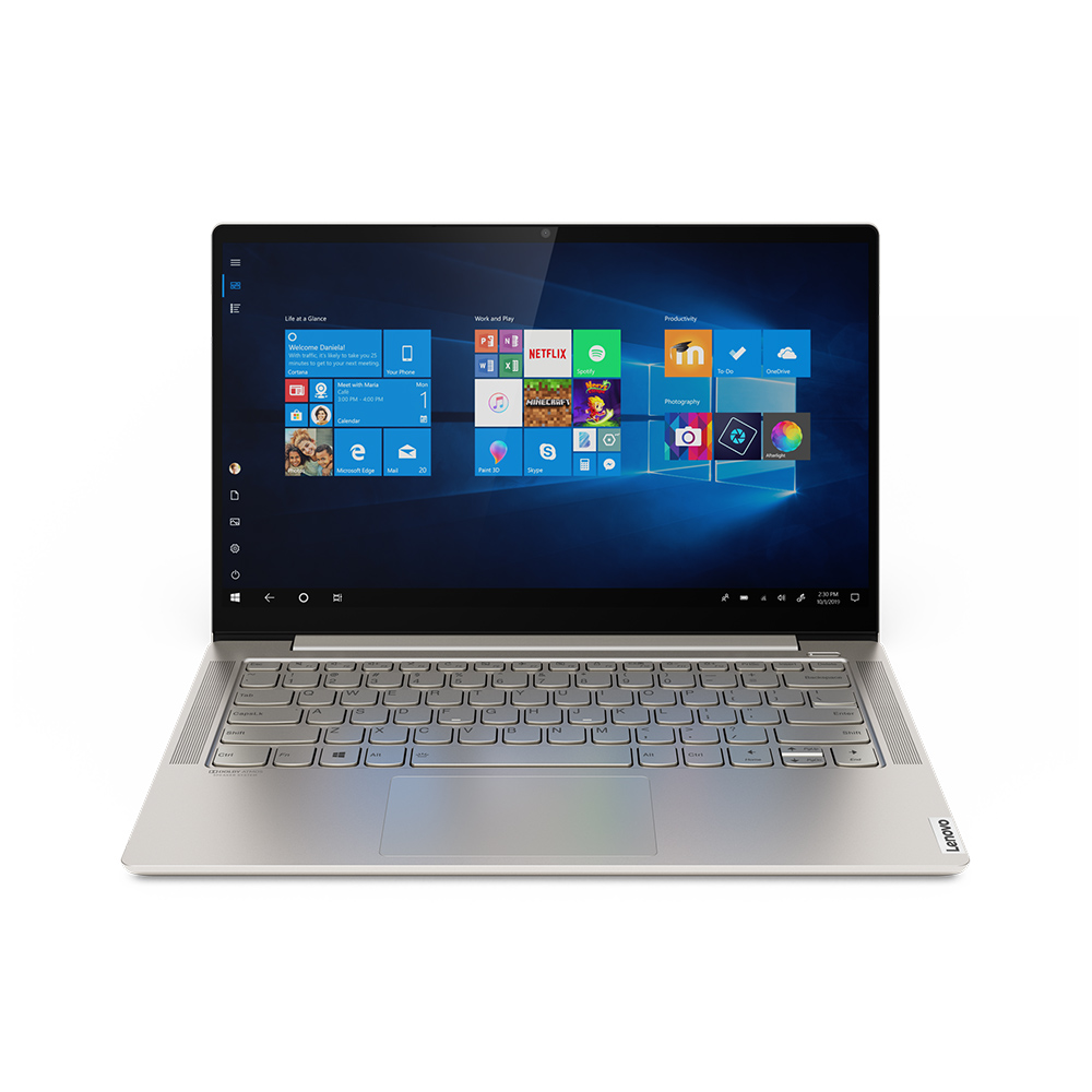 레노버 노트북 YOGA S740-14IIL Liberty i7 (i7-1065G7 35.5cm WIN10 RAM 8GB SSD 512GB MX250) + YOGA 마우스, MicaSilver