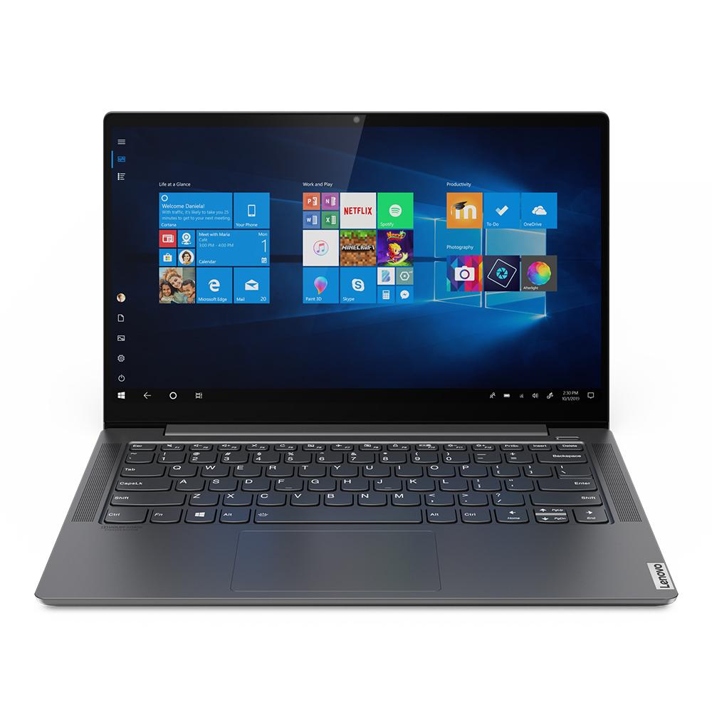 레노버 YOGA 노트북 S740-14IIL Liberty i7 (i7-1065G7 35.5cm MX250 WIN10), YOGA S740-14IIL Liberty i7, Iron Grey