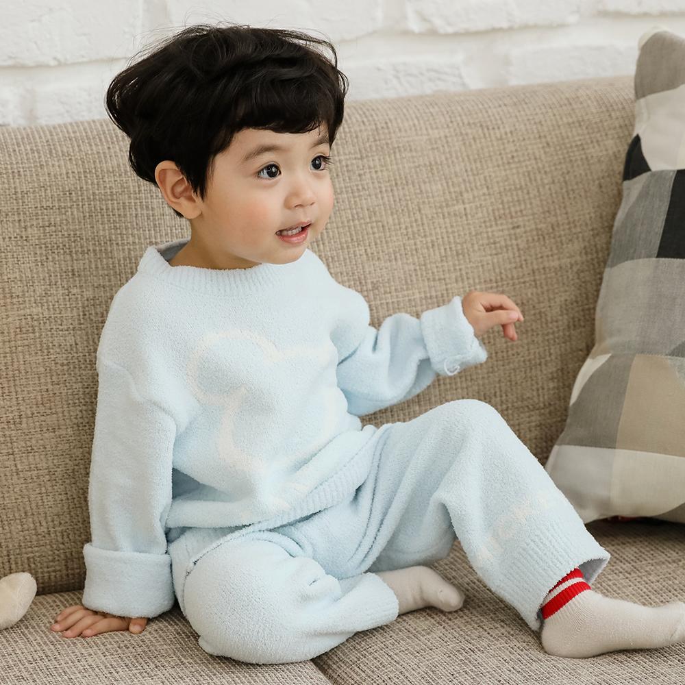 리틀래빗 아동용 수면잠옷 보들미키