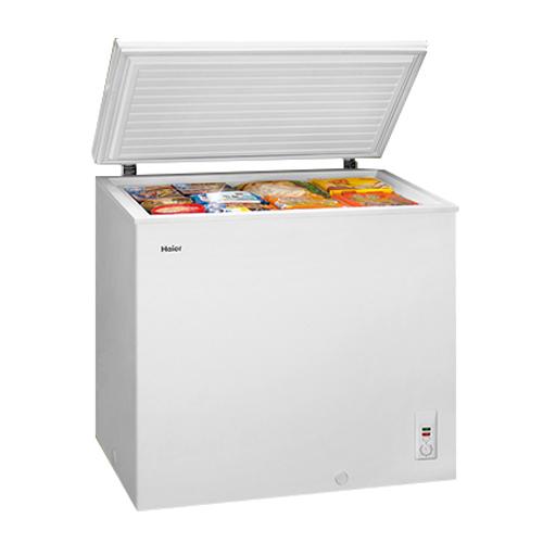 하이얼 뚜껑형 가정업소용 냉동고 203L 방문설치, HCF203SDA