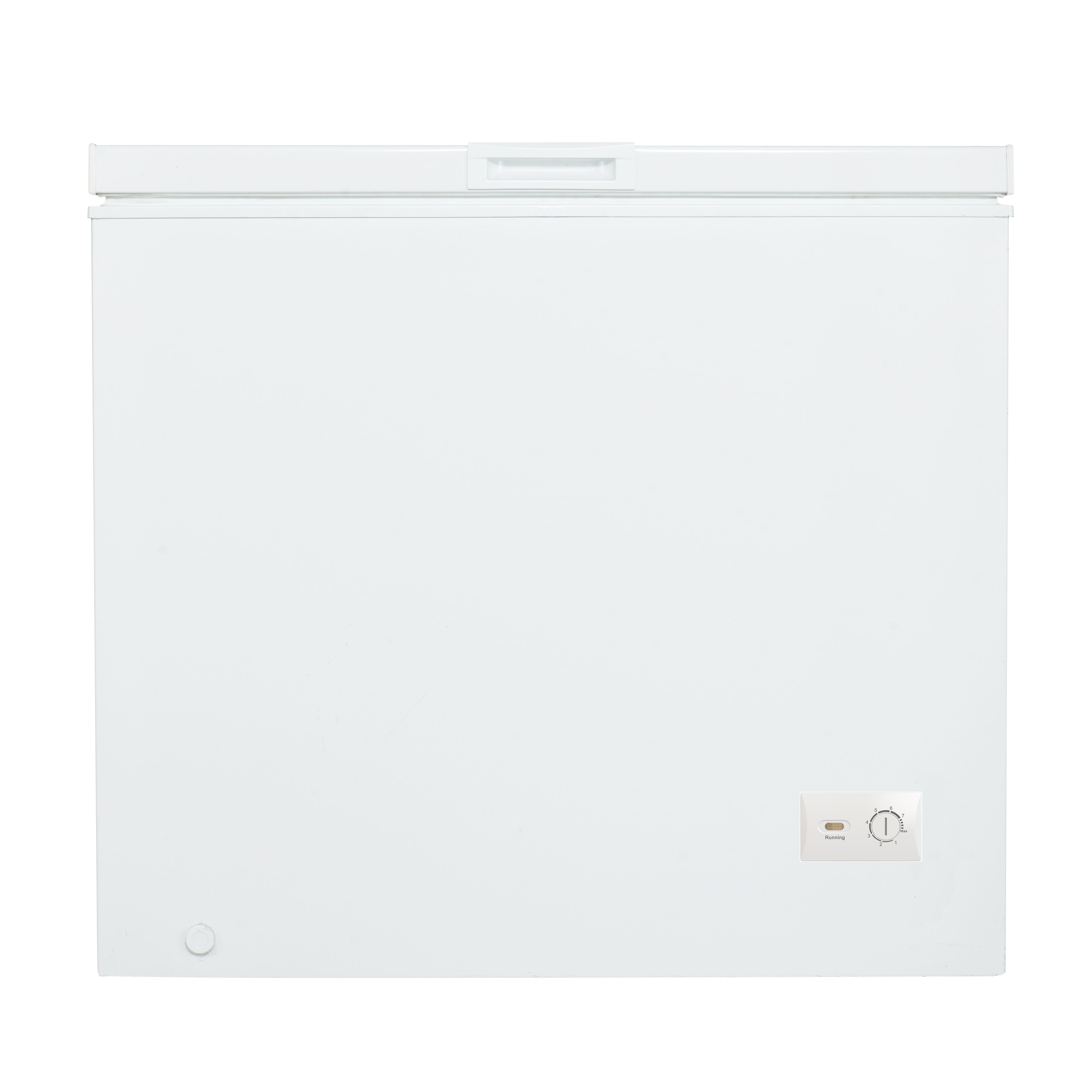 하이얼 뚜껑형 가정업소용 소형냉동고 200L 방문설치, HCF200EDW