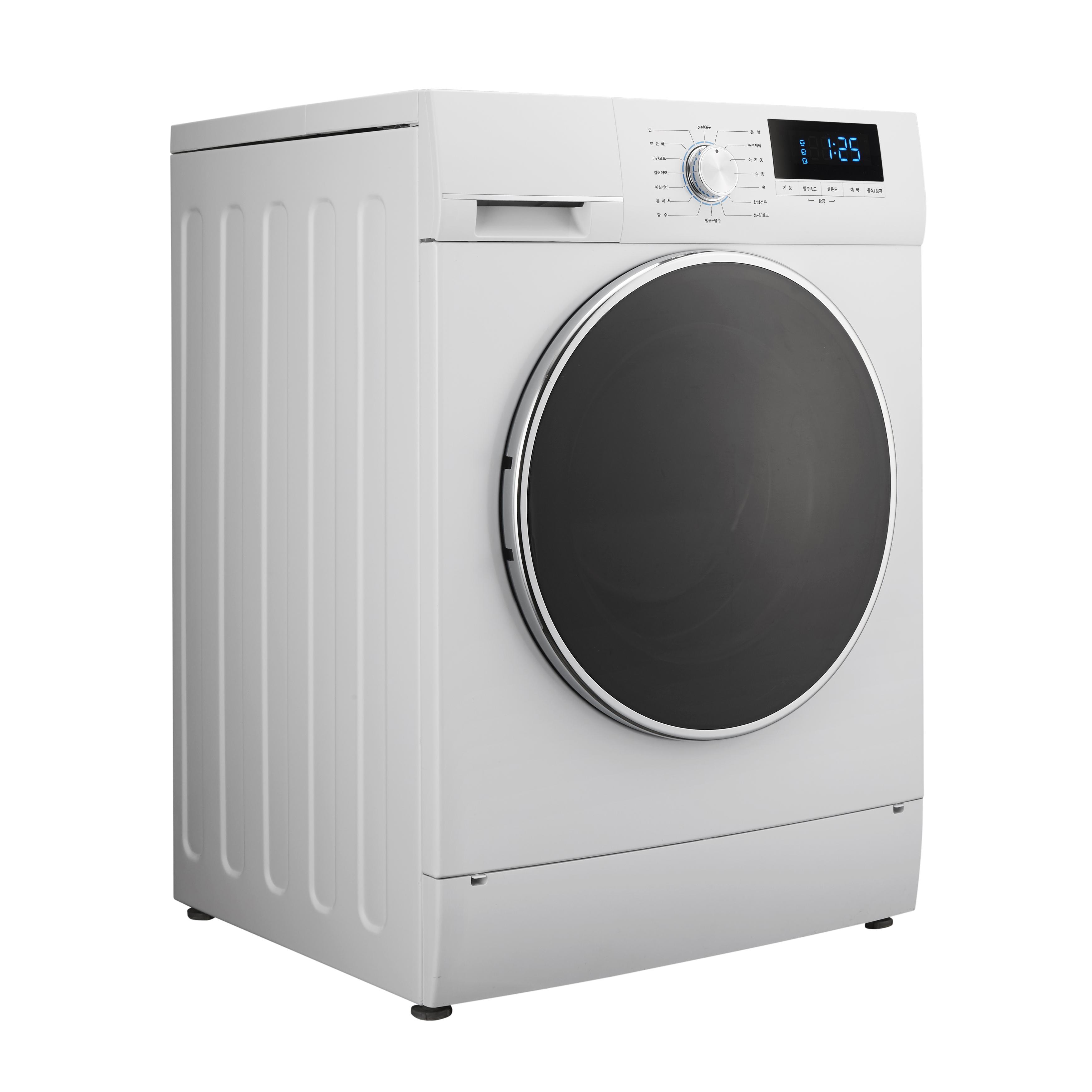 하이얼 AQUA 소형 일반 드럼세탁기 AWM09DMW 9kg 방문설치