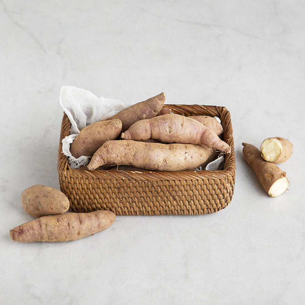 유기농 인증 햇 한입 달수고구마, 1.5kg, 1봉