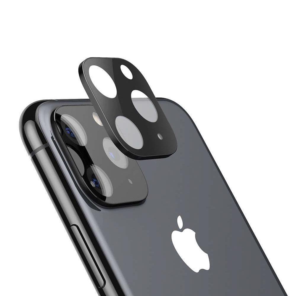 Cafele 티타늄 3D 풀커버 후면 카메라 보호 강화 필름, 2개