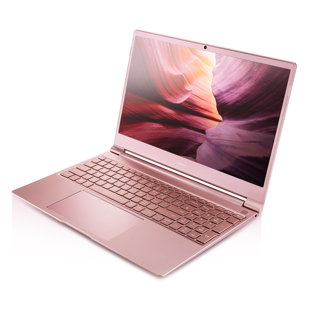 아이뮤즈 스톰북 15프로 (m3-6y30 39.6cm WIN미포함 8GB eMMC 64GB HD515), StormBook15 PRO, 로즈골드