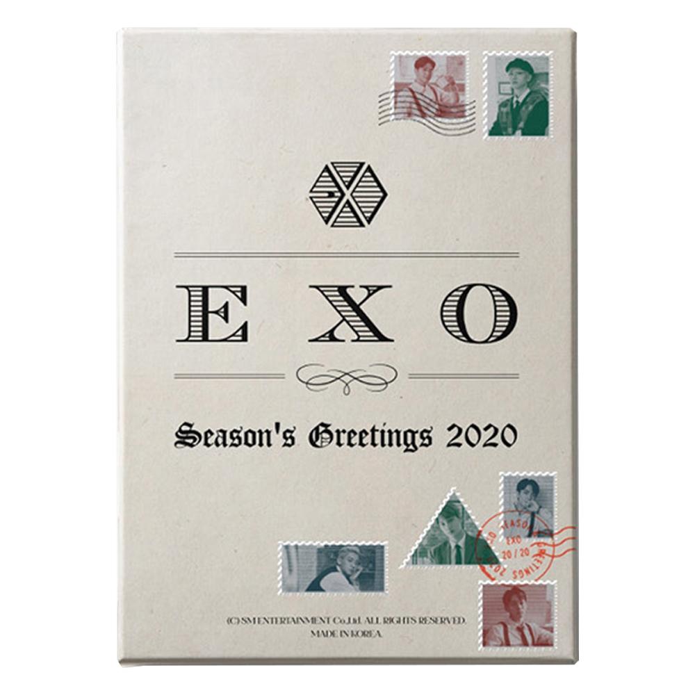 [사전예약] 엑소 - 2020 시즌 그리팅 SEASON'S GREETING