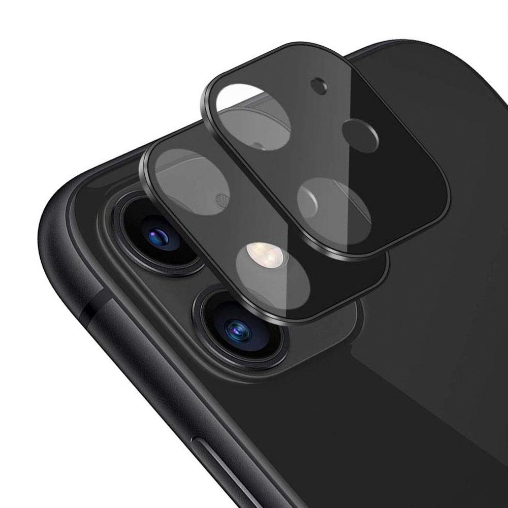 브랜드없음 Cafele 티타늄 3D 풀커버 후면 카메라 보호 필름, 2개