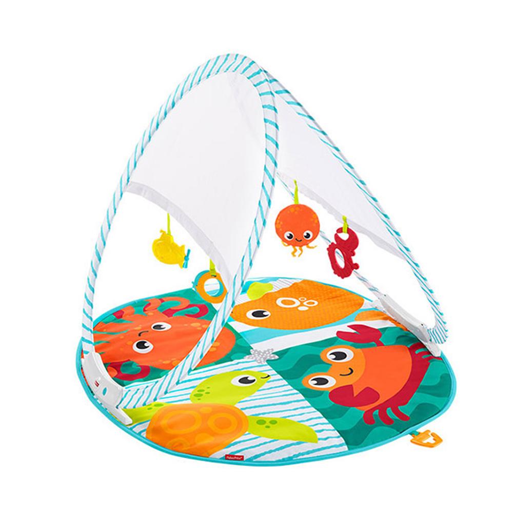 피셔프라이스 접이식 아기 체육관, 혼합 색상