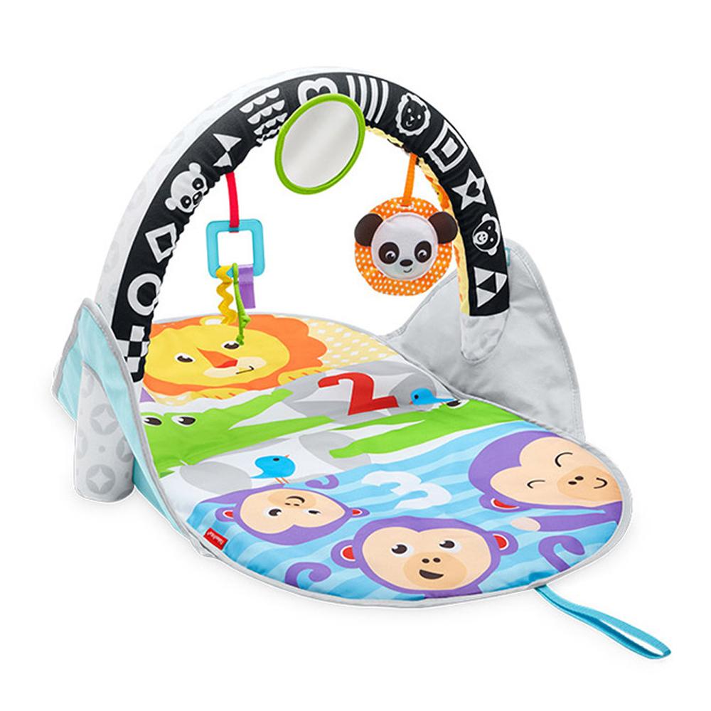 피셔프라이스 휴대용 아기체육관, 혼합 색상