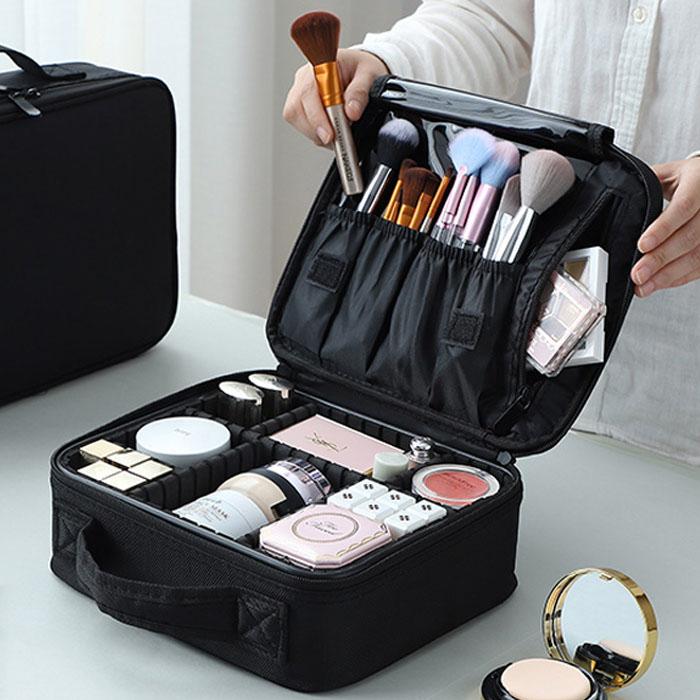 뉴엔 여행용 메이크업 화장품 파우치 가방 N24