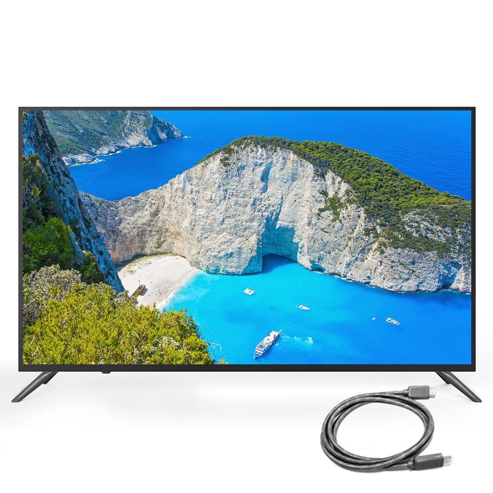 ARTIVE HD LED 81cm LG패널 TV AK320HDTV + HDMI 케이블, 스탠드형, 자가설치