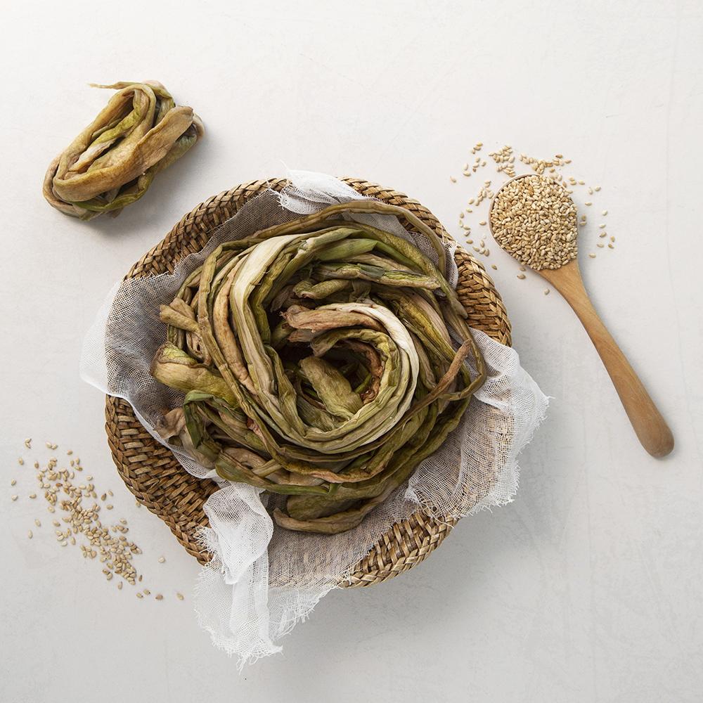 국내산 토란줄기, 1kg, 1봉
